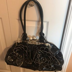 Bags - Rhinestones and Pearls purse